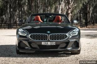 G29 BMW Z4 sDrive30i Drive in Melbourne