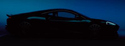 McLaren GT teaser screenshot 1