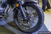 2019 Honda CB500X launch-6