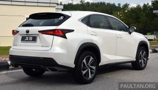 2019 Lexus NX Facelift 3