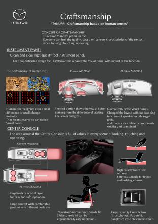 2019 Mazda 3 in detail – improved NVH