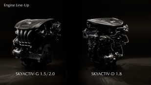 2019 Mazda 3 in detail – improved NVH