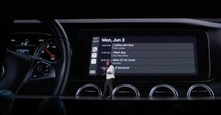 Apple CarPlay iOS 13 4