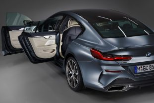 BMW 8 Series Gran Coupe Leaked Photos_2