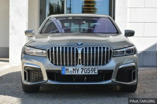 G12 BMW 7 Series LCI-745Le xDrive-review 3