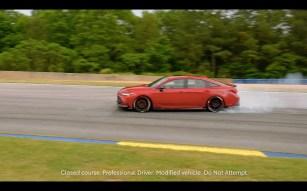 Toyota Avalon TRD Drift_5