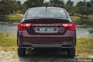 2019 Proton Saga facelift review 11