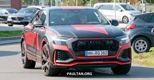 2020 Audi RS Q8 Spyshots_4