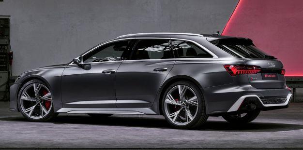 2020 Audi RS6-19 BM