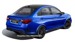 Proton-Saga-R3-Concept-Blue-Rear