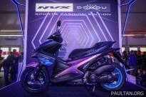 Yamaha NVX 155 Doxou launch-3