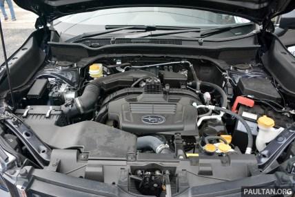 2019 Subaru Forester review-Penang to Bangkok 25