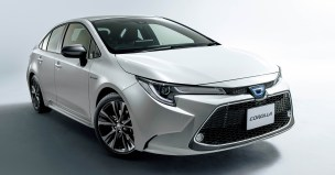 2019 Toyota Corolla Japan market launch 2