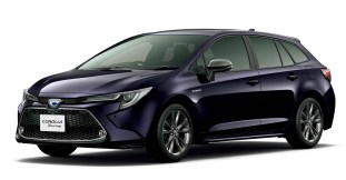 2019 Toyota Corolla Japan market launch 50