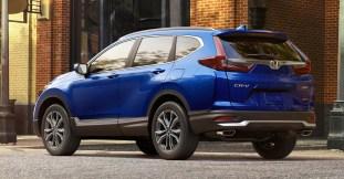 2020 Honda CR-V USA reveal 3