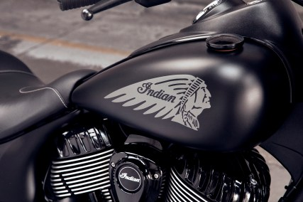 2020 Indian Motorcycle Lineup Thunder Stroke 116 - 8