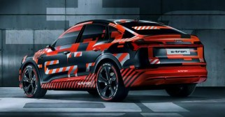 Audi e-tron teaser IAA 7