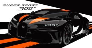 Bugatti Chiron Super Sport 300+ confirmed 2