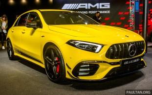 Mercedes-AMG A 45 S 4Matic+ live 1