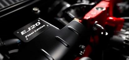 Subaru WRX STI EJ20 Final Edition 2
