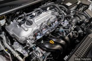 Toyota Malaysia Corolla Altis 1.8G 2019 Showroom_Ext-26