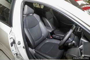 Toyota Malaysia Corolla Altis 1.8G 2019 Showroom_Int-24