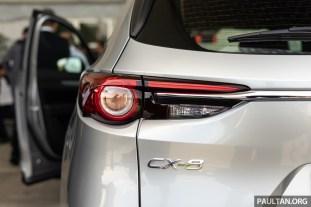 2019 Mazda CX-8 CKD Rollout in Kulim
