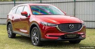 2019 Mazda CX-8 CKD Rollout in Kulim_Exterior-1