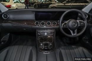 2019 W213 Mercedes-Benz Malaysia E300 Exclusive_Int-1-BM
