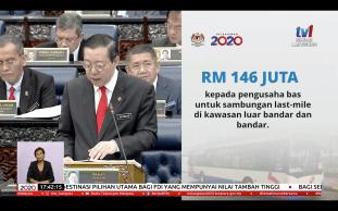 Budget 2020 last-mile transport