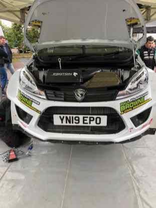 Eugene Donnelly Proton Iriz R5 Cork 20 International Rally 2019_6