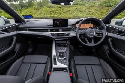 F5 2019 Audi A5 Sportback 2.0 TFSI Quattro Malaysia_Int-1