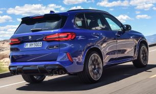 F95 BMW X5 M Competition 18 BM