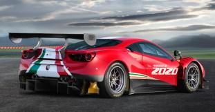 Ferrari 488 GT3 Evo 2020-2