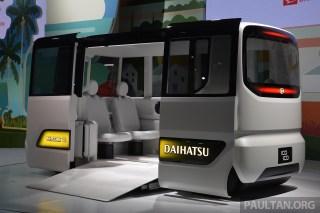 Tokyo 2019 Daihatsu IcoIco 1-BM