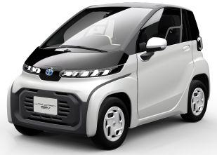 Toyota ultra-compact BEV 1