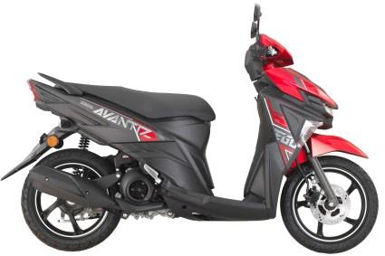 Yamaha Avantiz 2019 BM-19