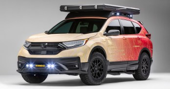 01 - 2020 Honda CR-V Dream Build by Jsport for 2019 SEMA Show