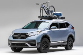 07 - 2020 Honda CR-V Do Build by Jsport for 2019 SEMA Show
