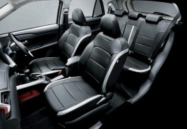 2019 Daihatsu Rockey Accessories