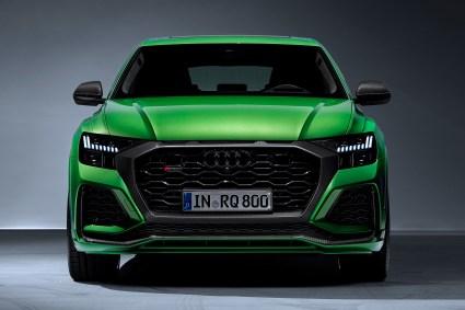 2020 Audi RS Q8 Launch