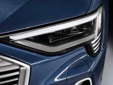 Audi e-tron Sportback 55 quattro Exterior