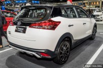 2020 Toyota Yaris Cross 2