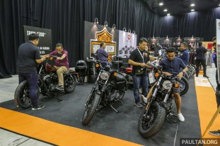 PACE 2019 Harley-Davidson Booth-1