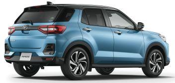 Toyota Raize 2