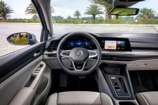 Volkswagen Golf Mk8 international media launch-36