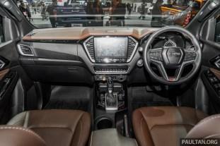 2020 Isuzu D-Max V-Cross 3.0 Ddi 4x4 M A:T Double Cab 22