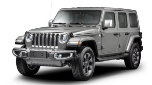 2020 Jeep Wrangler Unlimited Overland