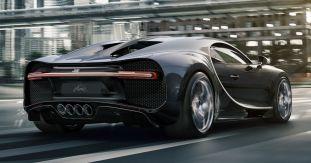 Bugatti Chiron Noire (Gloss)
