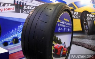 Goodyear Eagle Supersport RS